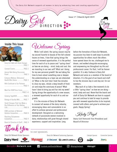 Dairy Girl Direction_MarchApril2019