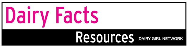 Dairy Facts Resource Banner