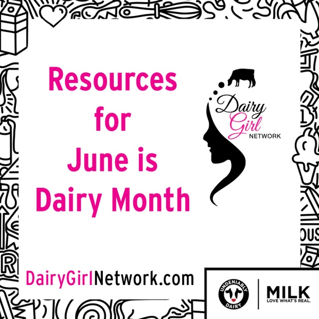 Resources June is Dairy Month 20202